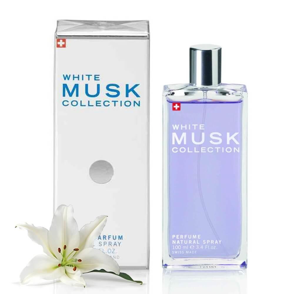 WHITE MUSK - 100ml