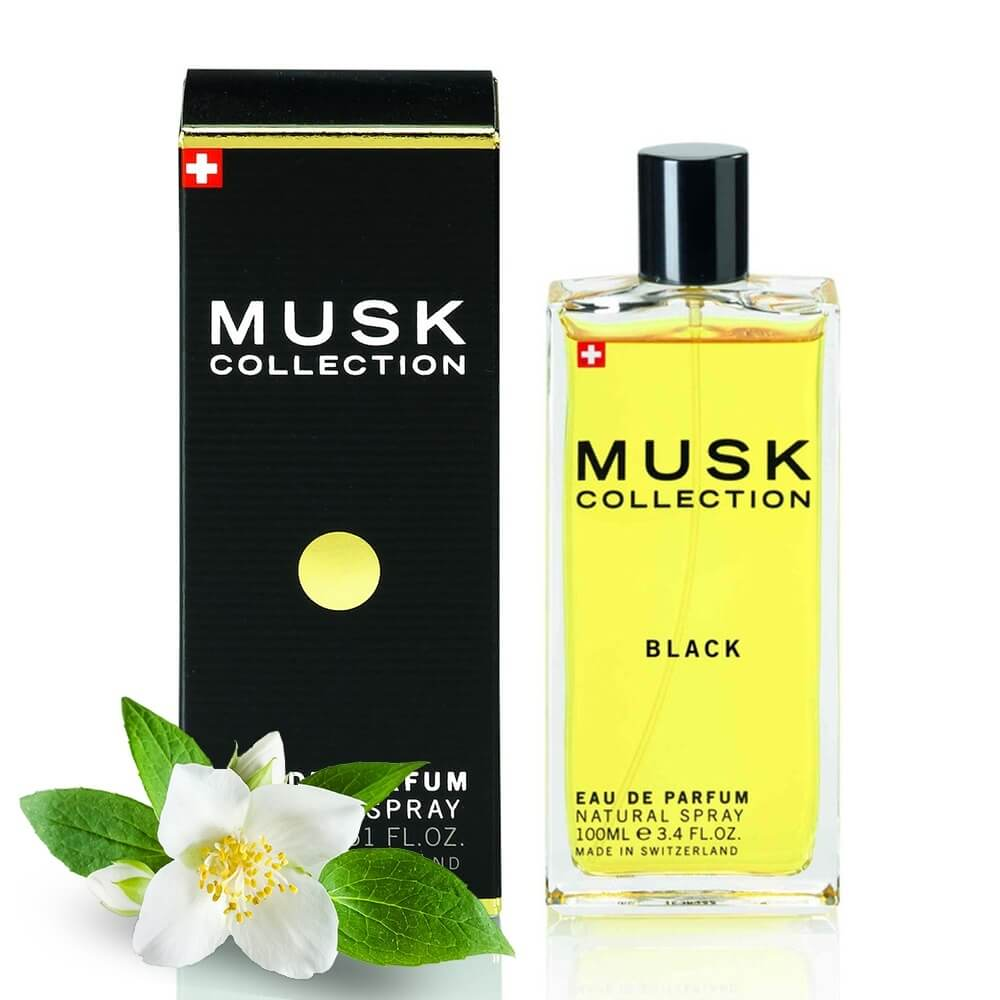 MUSK COLLECTION BLACK - 100ml